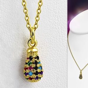 Jewelry - Gold Color Plated Stainless Steel Chain Necklace